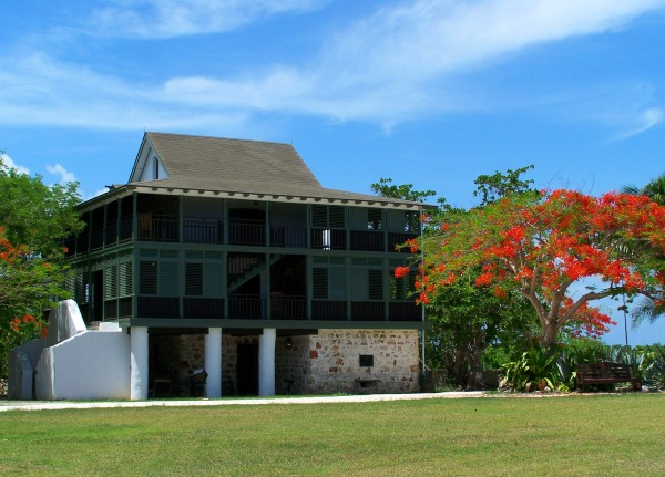 Pedro St. James Castle